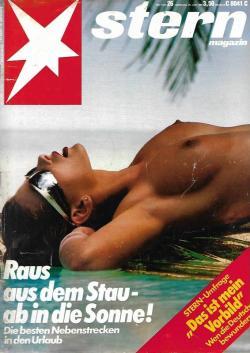 Friedhof der Kuscheltiere im Stern, Magazine, Jun 20, 1985