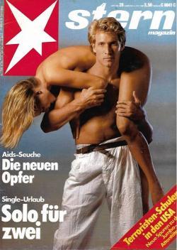 Friedhof der Kuscheltiere im Stern, Magazine, Jul 04, 1985