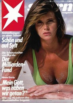 Friedhof der Kuscheltiere im Stern, Magazine, Aug 01, 1985