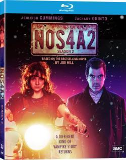 NOS4A2, Blu-Ray, 2020