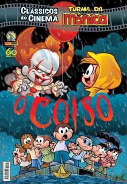 Clássicos Do Cinema - 66 - O Coiso, Comic, Nov 2019