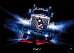 Maximum Overdrive, Movie Poster, 1986