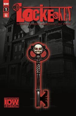 Locke & Key 1: Welcome To Lovecraft, Comic, Jul 24, 2020