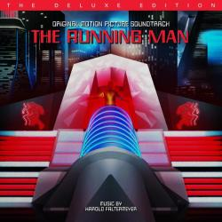 Running Man Original Motion Picture Soundtrack, LP, Jun 16, 2020
