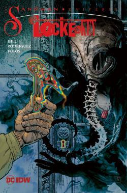 Locke & Key / Sandman: Hell & Gone, Comic, Feb 2021