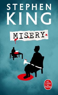 Misery, Paperback, Oct 2020