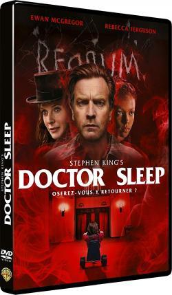 Doctor Sleep, DVD, 2020