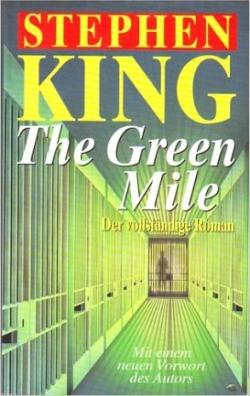 The Green Mile, Hardcover, 1998