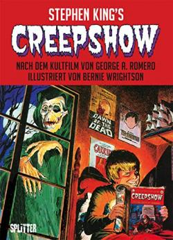 Stephen King's Creepshow, Hardcover, 2021