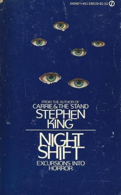 Night Shift, Paperback, 1979