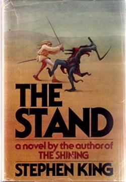 The Stand, Hardcover, Oct 03, 1978