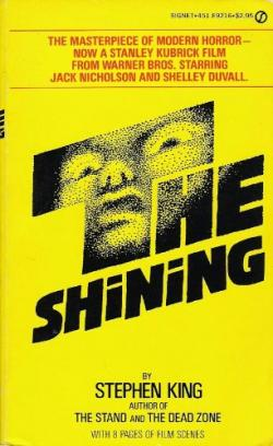The Shining, Paperback, 1980