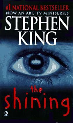 The Shining, Paperback, 1997