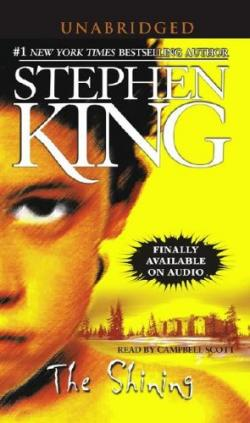 The Shining, Audio Book, 2005