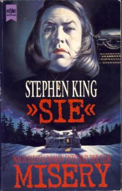 Misery, Paperback, 1991