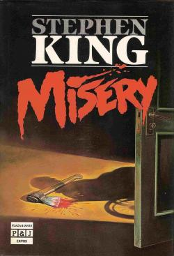 Misery, Paperback, 1988