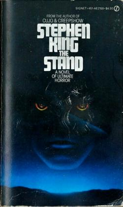 The Stand, Paperback, 1981
