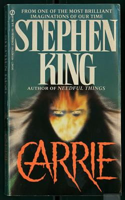 Carrie, Paperback, 1991