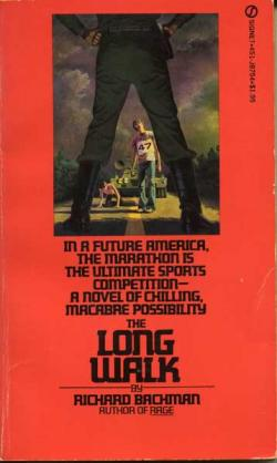 The Long Walk, Paperback, 1979
