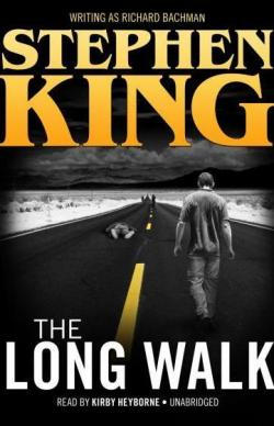 The Long Walk, Audio Book