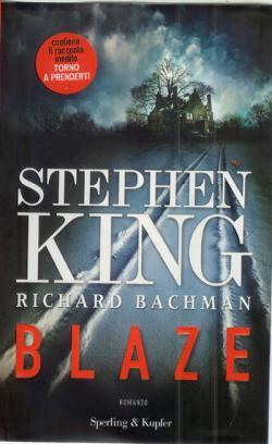 Blaze, Hardcover, Nov 27, 2007