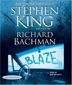 Blaze, Audio Book, 2008