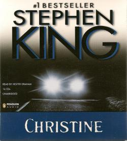 Christine, Audio Book, 2010