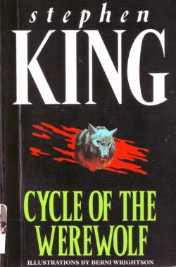 Cycle Of The Werewolf, Paperback, 2006