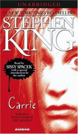 Carrie, Audio Book, 2005
