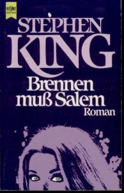 Salem's Lot, Paperback, 1998