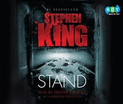 The Stand, Audio Book, 2012