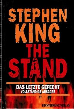 The Stand, Hardcover, 1997