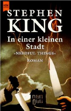 Needful Things, Paperback, 2000