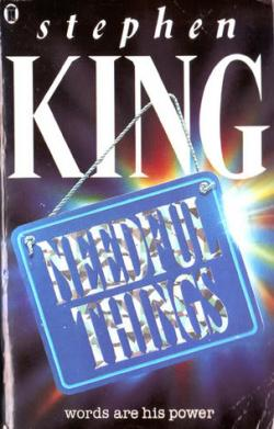 Needful Things, Paperback, 1992