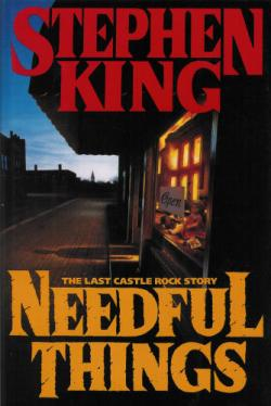 Needful Things, Hardcover, 1991