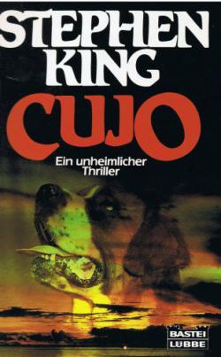 Cujo, Paperback, 1981
