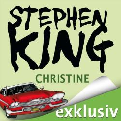 Christine, Audio Book, 2011