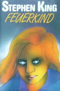 Firestarter, Hardcover, 1982