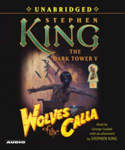 The Dark Tower - Wolves of the Calla, Audio Book, 2003
