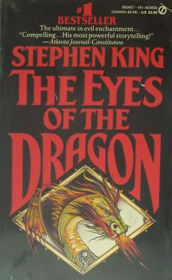 The Eyes of the Dragon, Paperback, 1988