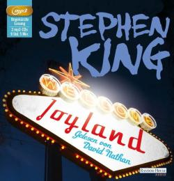 Joyland, Audio Book, 2013