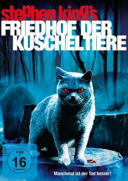 Stephen King's Pet Sematary, DVD, 2014