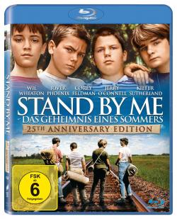 Stand By Me, Blu-Ray, 2011