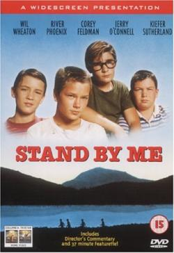 Stand By Me, DVD, 1986