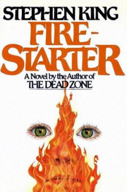 Firestarter, Hardcover, Sep 29, 1980