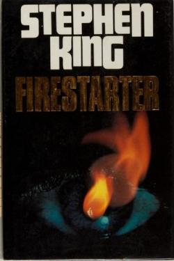 Firestarter, Hardcover, 1980