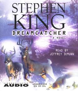 Dreamcatcher, Audio Book, 2001