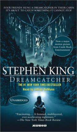 Dreamcatcher, Audio Book, 2003