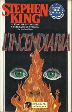 Firestarter, Paperback, 1994