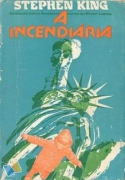 Firestarter, Paperback, 1985